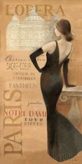 Ladies of Paris II Poster