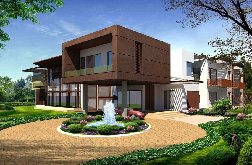 A sprawling farmhouse by kapil aggarwal interior designer Farmhouse design plans india