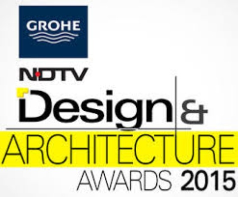 NDTV Design and Architecture Awards 2015