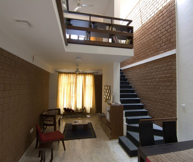 Architecture Design House In India stack housekamat & rozario architecture, architect in