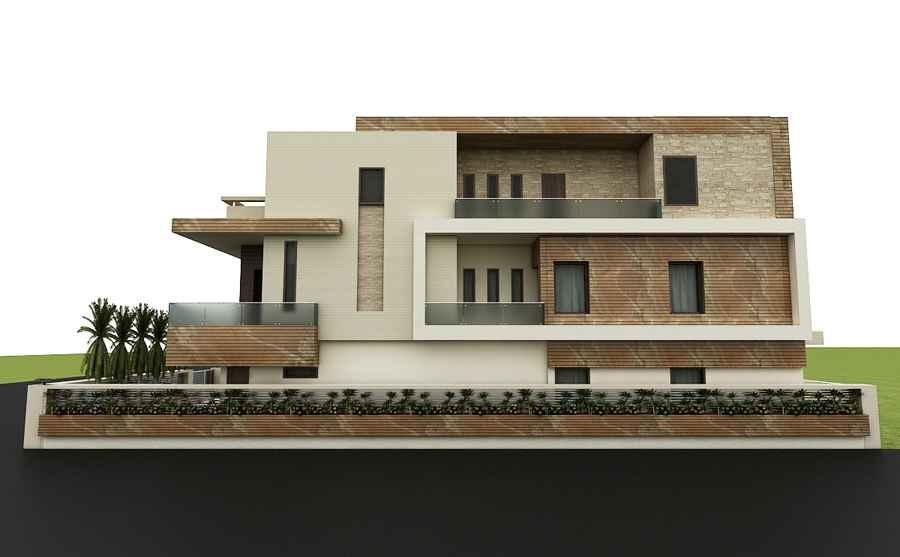 Exterior House Design In Punjab House Design