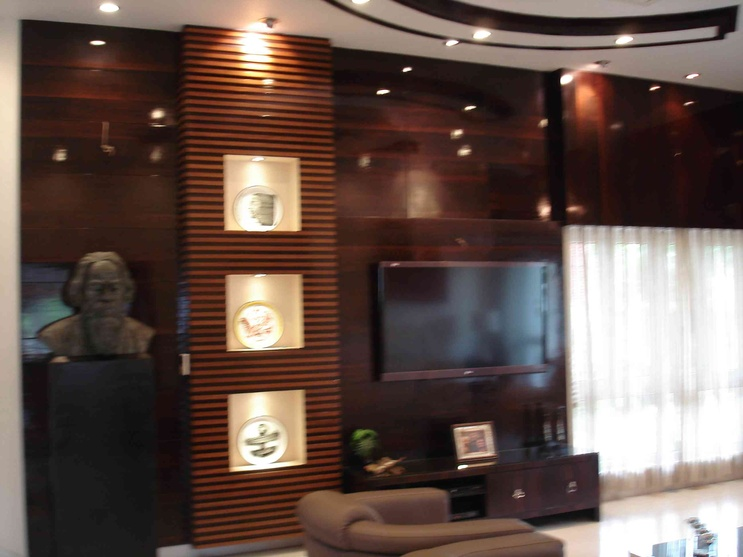 Bose Villa By Arpita Doshi Interior Designer In Kolkata West Bengal India