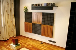 Ultra Square Acoustic Panels