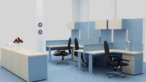 Modern Functional Workstations Design