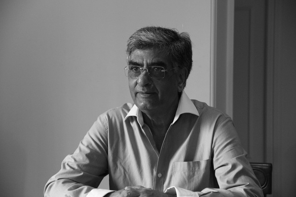 Architect, Vinod Mehra
