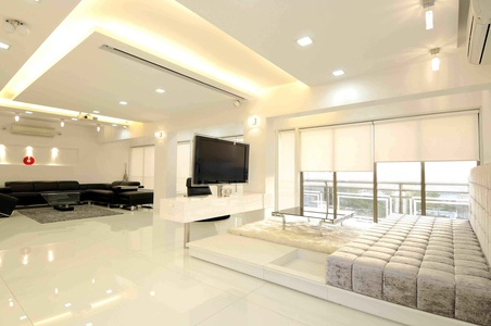 Flawless White Apartment- An Overview