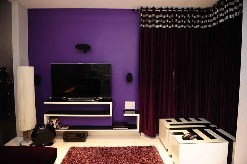 LCD TV Unit Design Ideas