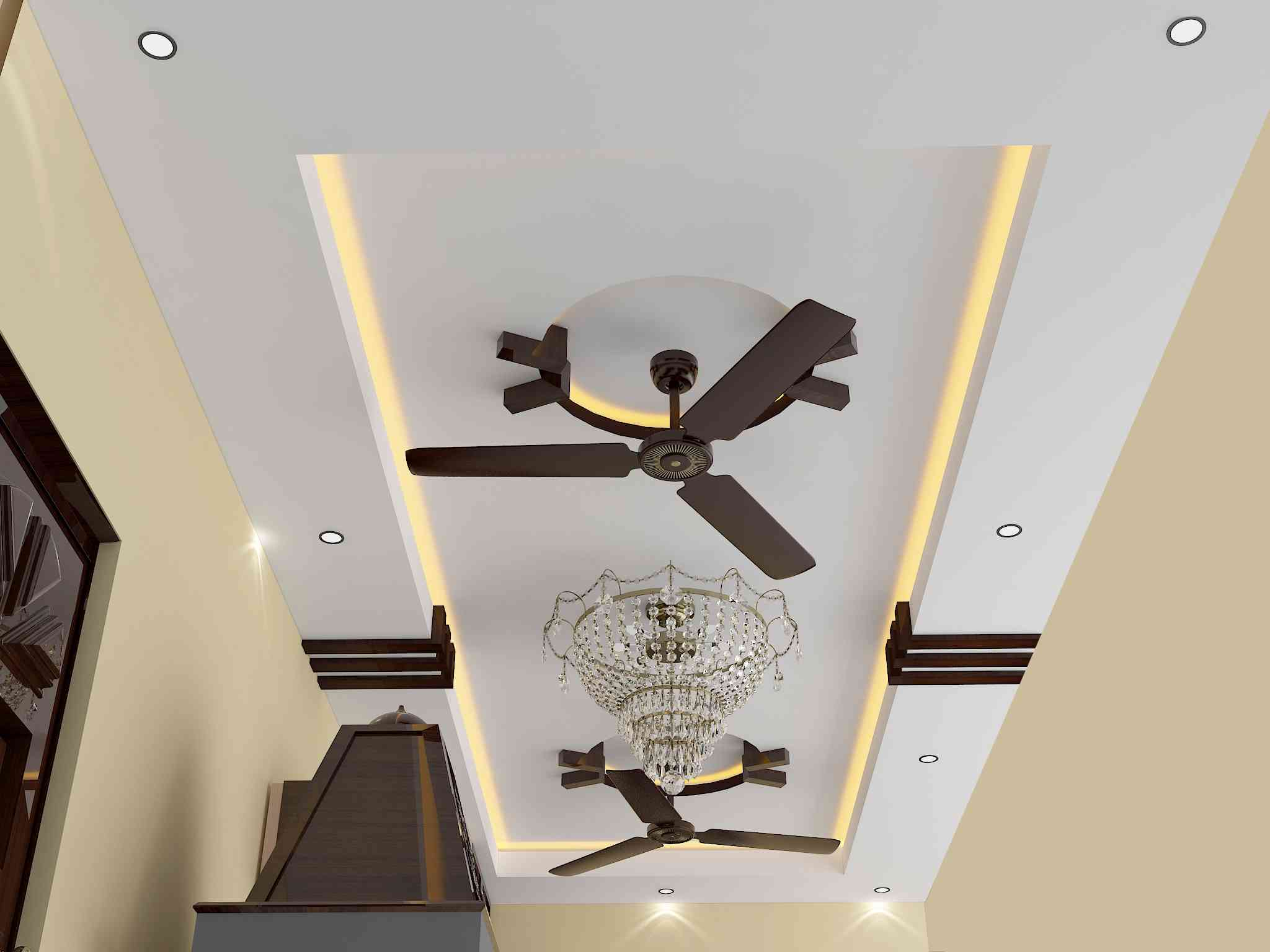 False Ceiling Design Ideas Interior Designs