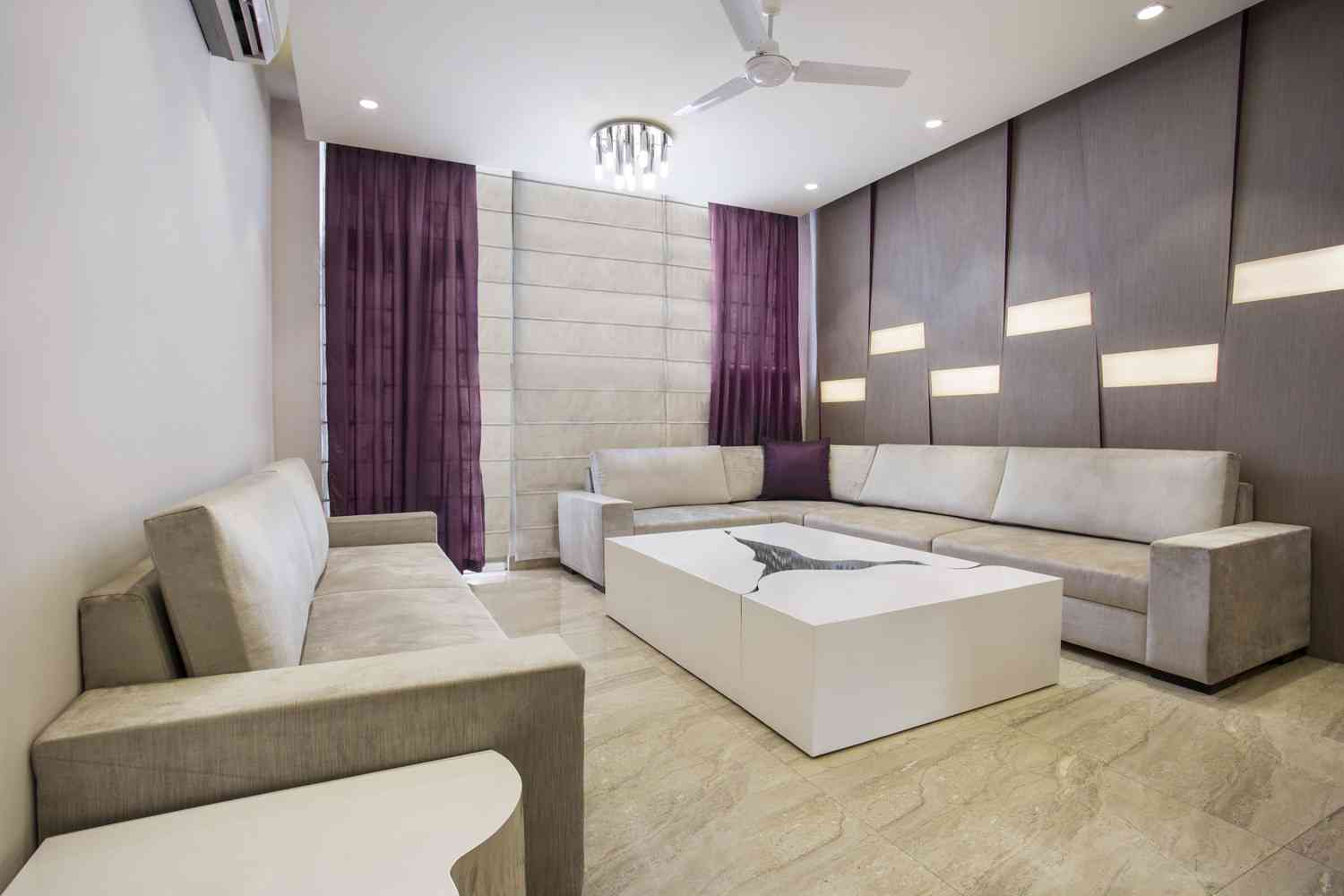 residential projects of total interiors solutions pvt ltd