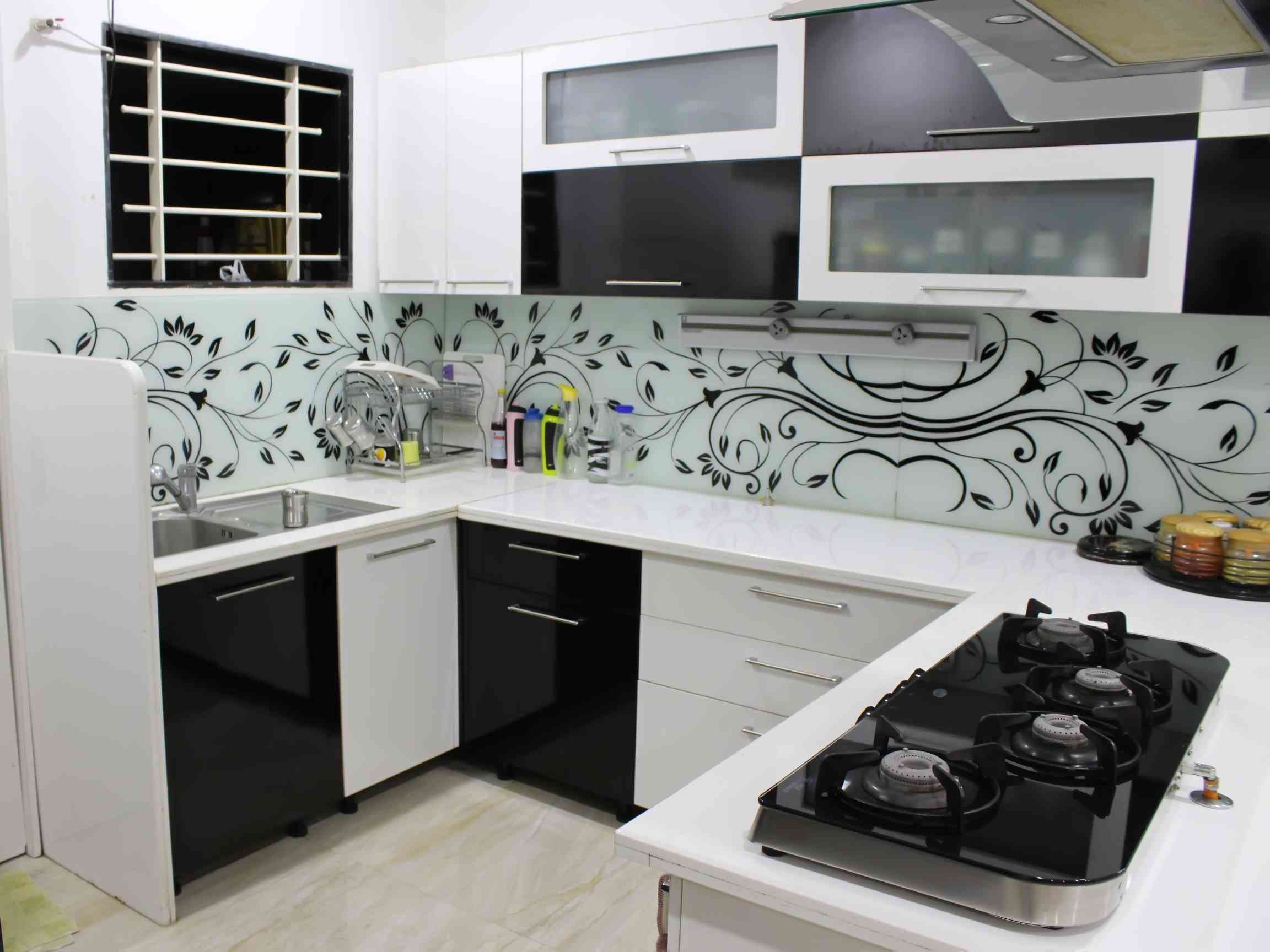 Indian style kitchen design images indian style kitchen for Different style of kitchen designs