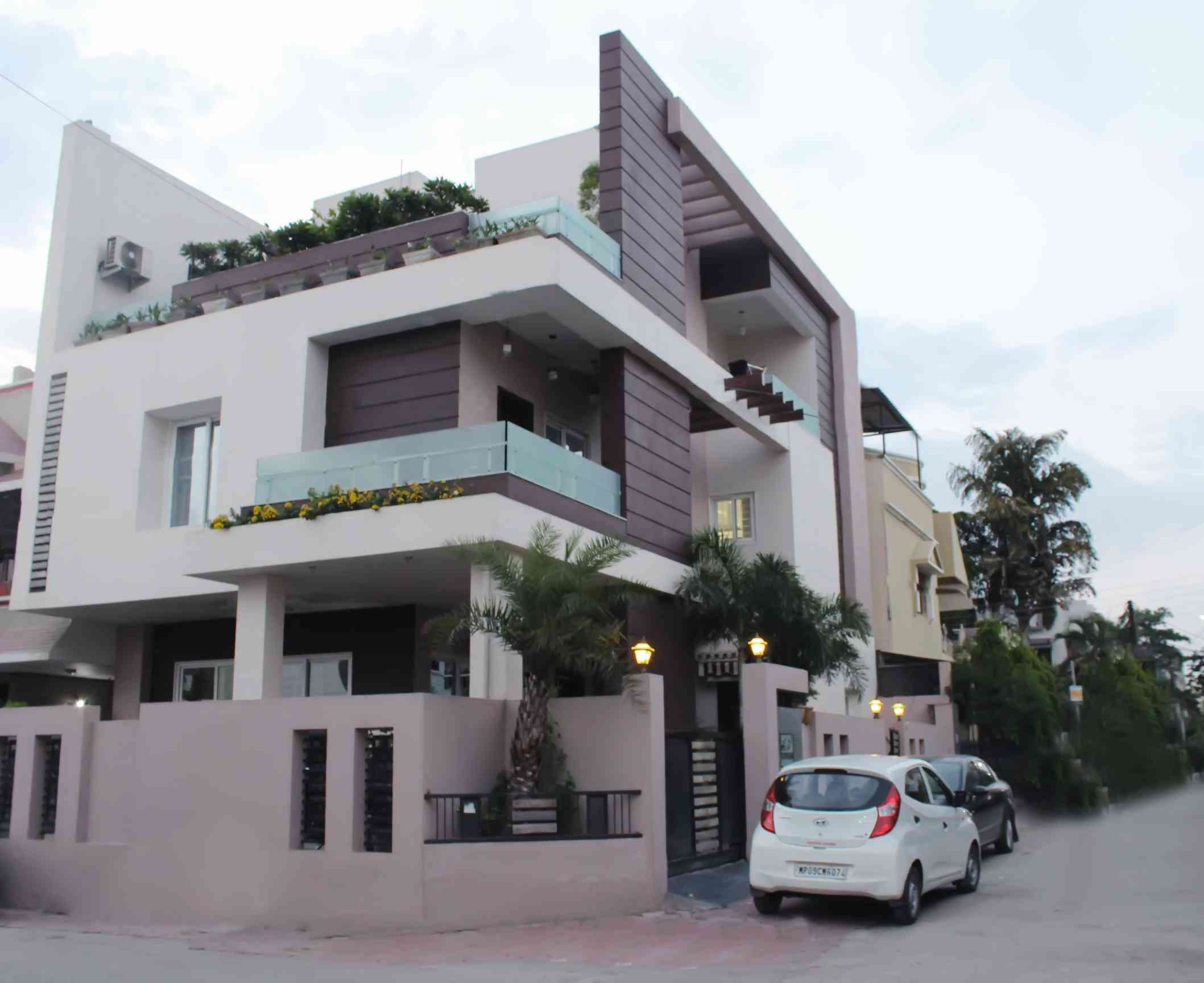 Home front design in chandigarh house design ideas House photos gallery