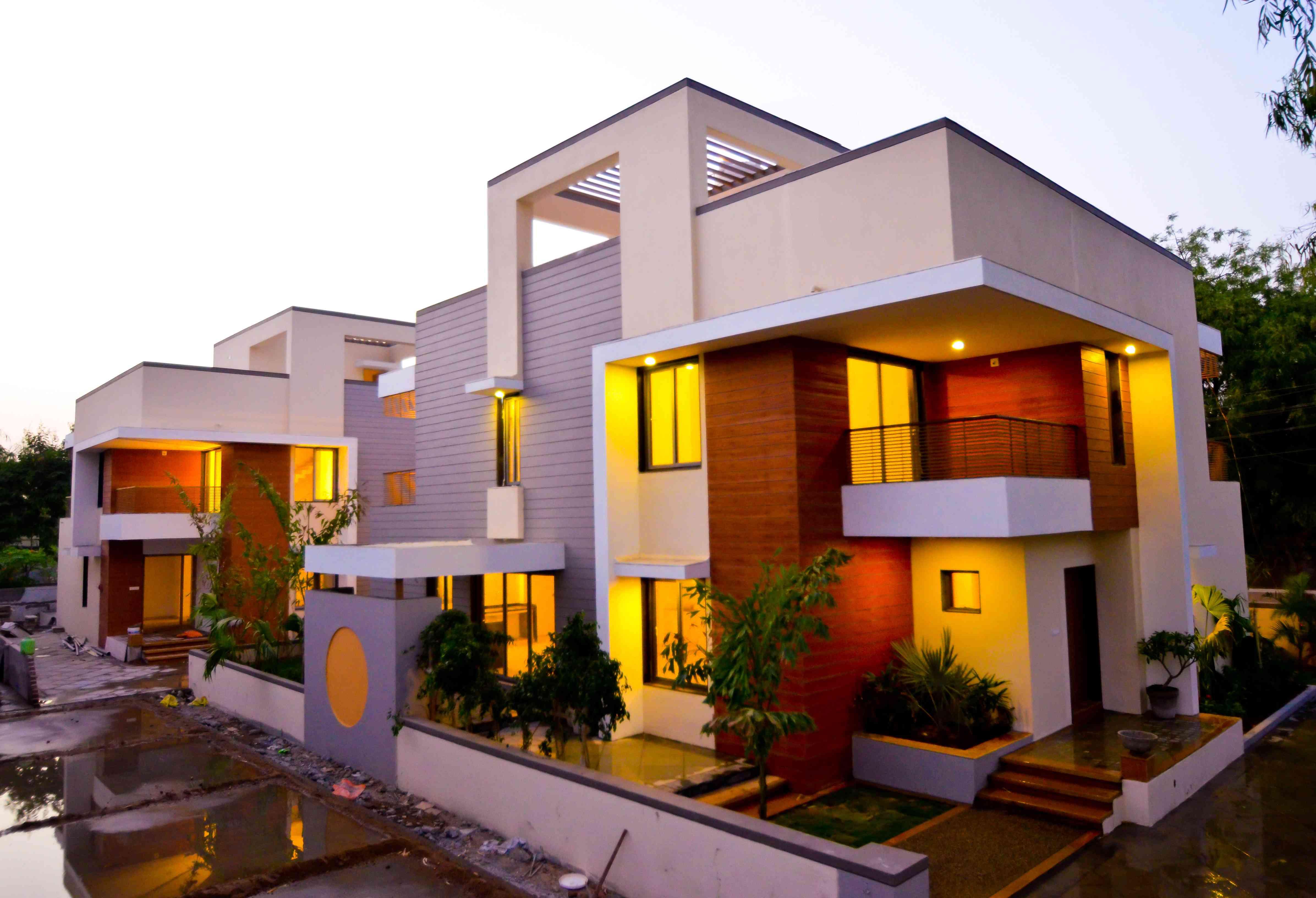 Home Design Exterior Ideas In India