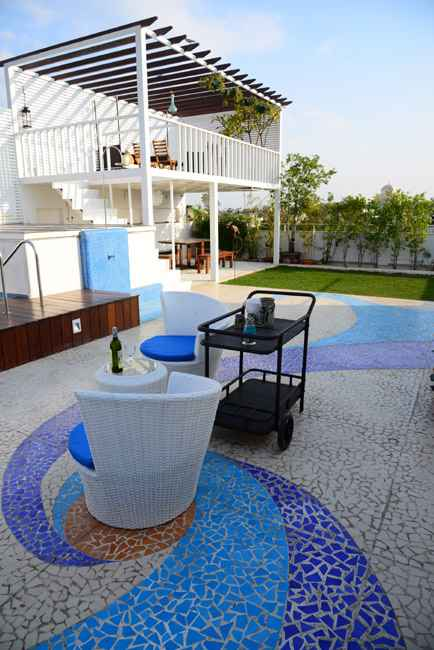 Terrace designs india terrace design ideas pictures for Terrace 6 indore
