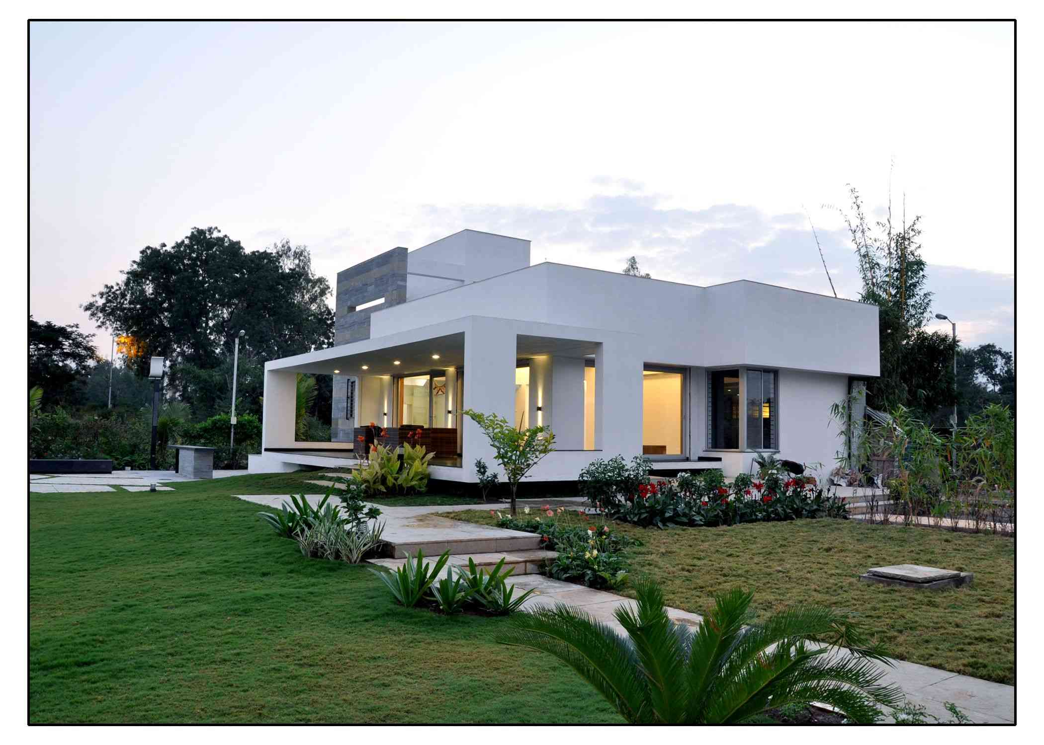 small farmhouse plan in india - arts